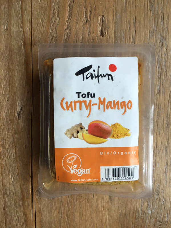 Tofu – Curry-Mango Taifun (Bio)